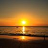 海の夕焼け🌴