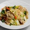 具だくさん豆腐干絲の中華風焼きそばのレシピ