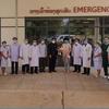 Vientiane Times 新型コロナの感染者、最後の一人が回復