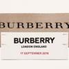 新生BURBERRY