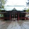 赤坂氷川神社(港区/赤坂)への参拝と御朱印