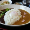 神代カレー(秋田3日目 昼食)