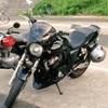 バイク1台目