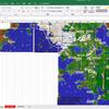 Minecraft × 空想地図