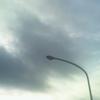 台風が来るよ