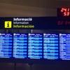 【旅立ち】Llegué al aeropuerto de San Sebastián
