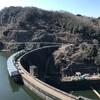 【ダム】天皇陛下御在位三十年 記念ダムカード  を求めて木津川5ダムを回る(2019/03/09)