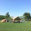 平尾台自然の郷キャンプ場⑵