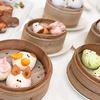 2019 香港(3)クリスタル・ロータス  ディズニー飲茶