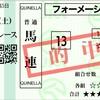【阿武隈ステークス2019予想‼】