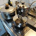 SFC/JGC修行達成し、魅惑の調理器具へ(^^)