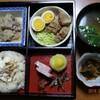 18/01/03の昼食(松花堂弁当)
