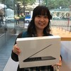 新入社員といっしょに新しいMacBook Pro買ってきました