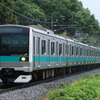 E233系2000番台松戸車(マト8編成)出場