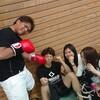 Asylum Gym 矢郷道場は金沢でキックボクシング 格闘技 CROSSさんの大会に参戦してまいりました。