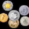 人気のコインアクセサリー