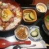 大手町【塁(るい)】ローストビーフ丼(温玉添え) ¥850
