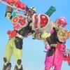 AC PB03 仮面ライダーシグルド&仮面ライダーマリカ セット レビュー