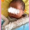 ★ あんまり泣かない子 出生連絡票の提出《生後16日》