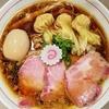 横浜中華そば維新商店 @平沼橋 並んでも食べたい個性的な麺とキレのあるスープ