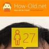 今日の顔年齢測定 491日目
