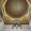 【スペイン旅行】セビリア:ムデハル様式の豪華な宮殿、アルカサルを見学。