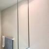 【プチお片付け】洗面台の鏡裏収納。メイク用品/基礎化粧品/コンタクトレンズ/眼鏡