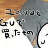 【冬の準備】ユニクロとGUで買ったもの(※着用感追記2019.12.08)