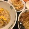 新宿の日高屋でラ・餃・チャ定食♪♪