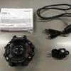 耐衝撃性に特化したウェアラブルカメラ「CASIO G'zEYE」を買ってもらいました(^0^)