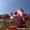 鉄道でワット・サマーン・ラタナーラーム【ピンクのガネーシャ】に実際に行った感想とアドバイス
