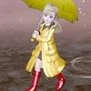 梅雨シーズンの『レインコート』ドレア