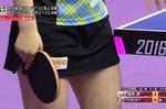 日本の女子卓球選手はどうしてムチムチ系なのだろうか?
