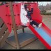 ムーミン遊具の公園☆映える写真が撮れます