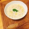ネイティブアメリカンの豆スープとサバのコンフィ