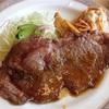 【柏崎市】米山大橋の近くにある『ジロー』で「ステーキランチ」を食べました^^