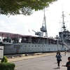 サムットプラカンの海軍基地『ポム・プラジュンジョム・グラオ』