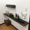 店舗展開・コーヒー棚を作った。