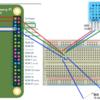 Raspberry Pi(zero)にデジタル温湿度センサー DHT11を接続し、温度&湿度を測定する!