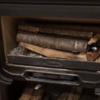 検証 焚き付け時の扉の開き具合で燃焼はどう変わるのか
