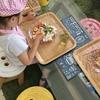 7月1週目レッスン風景「ちらし寿司」
