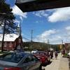 つらい山道ドライブ、家族でグッタリの週末と綺麗な田舎の風景