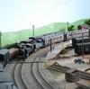タンク機関車の重連
