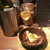 九吾郎ワインテーブルでワイン(清澄白河)