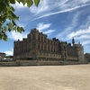パリ郊外、サン=ジェルマン・オン・レーの城に行ってみました