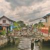 パタヤ ナクルアの旧市街をゆっくりと散策~市場裏、海沿いから民家の裏通りまでを。。。
