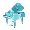 【今のわたしのプレイリスト】最近は変わり種ピアノに癒されていることが多いです。【かてぃんのループ演奏etc.】