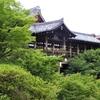 東福寺へ新緑もみじを見に行く②観光74…20200614