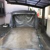 アコーディオンガレージ【車の車庫としてお使いいただけます】