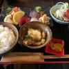 宝塚・小林にある海鮮/串天/串焼居酒屋  うおとり笑店でランチ